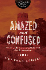 Amazed and Confused : When God's Actions Collide with Our Expectations - Heather Zempel
