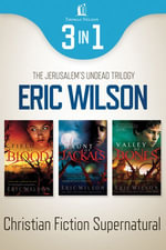 Jerusalem's Undead Supernatural 3-in-1 Bundle - Eric Wilson