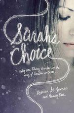 Sarah's Choice - Rebecca St James