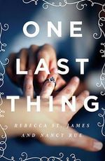 One Last Thing - Rebecca St James