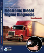 Modern Diesel Technology : Electronic Diesel Engine Diagnosis - Sean Bennett