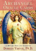 Archangel Oracle Cards : A 45 Card Deck and Guidebook - Doreen Virtue