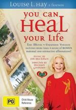 You Can Heal Your Life : The Movie  : Expanded Version DVD - Louise L. Hay