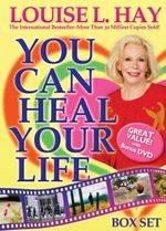 You Can Heal Your Life : Book & DVD Box Set - Louise L. Hay