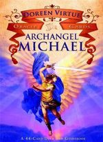 Archangel Michael Oracle Cards  : A 44-Card Deck and Guidebook - Doreen Virtue