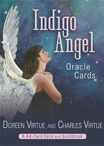 Indigo Angel Oracle Cards : A 44-Card Deck and Guidebook - Doreen Virtue