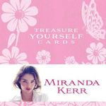 Treasure Yourself Cards - Miranda Kerr