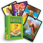 The Psychic Tarot for the Heart Oracle Deck : A 65-Card Deck and Guidebook - John Holland