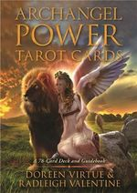 Archangel Power Tarot Cards : A 78-Card Deck and Guidebook - Doreen Virtue
