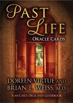 Past Life Oracle Cards : A 44-Card Deck and Guidebook - Doreen Virtue