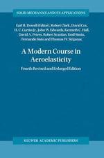A Modern Course in Aeroelasticity - Robert Clark