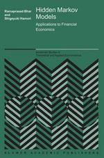 Hidden Markov Models : Applications to Financial Economics - Ramaprasad Bhar