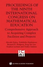 Proceedings of the Ninth International Congress on Mathematical Education