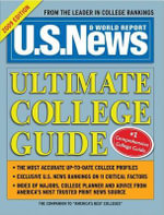 U.S. News Ultimate College Guide 2009 - Staff of U.S. News & World Report