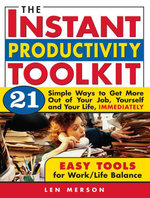 Instant Productivity Toolkit - Len Merson