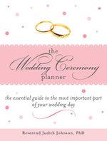 Wedding Ceremony Planner - Reverend Johnson