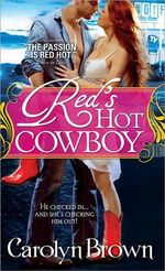 Red's Hot Cowboy : Spikes & Spurs Series : Book 2 - Carolyn Brown
