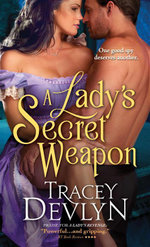 A Lady's Secret Weapon - Tracey Devlyn