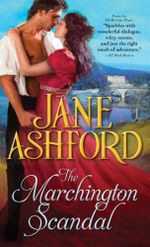 The Marchington Scandal - Jane Ashford