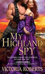 My Highland Spy - Victoria Roberts