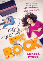 My Year of Epic Rock - Andrea Pyros