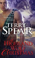 A Highland Wolf Christmas - Terry Spear