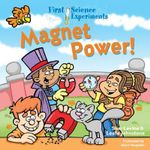 Magnet Power! : First Science Experiments - Shar Levine
