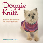 Doggie Knits : Sweaters and Accessories for Your Best Friend - Corinne Niessner
