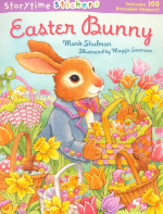 Easter Bunny : Storytime Stickers : Includes 100 Stickers - Mark Shulman