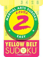 Yellow Belt Sudoku Level 2 - Frank Longo