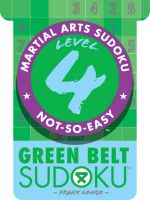 Level 4 Green Belt Sudoku - Frank Longo