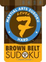 Brown Belt Sudoku Level 7 - Frank Longo