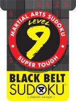Black Belt Sudoku Level 9 - Frank Longo