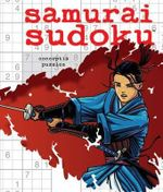 Samurai Sudoku : Includes Six Coloured Pencils! - Conceptis Puzzles