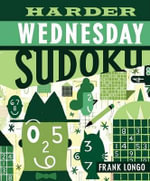Harder Wednesday Sudoku - Frank Longo
