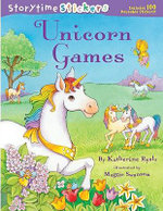 Unicorn Games : Storytime Stickers - Katherine Ryals