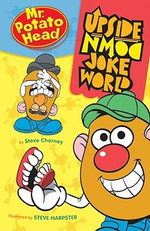 Mr. Potato Head Upside-Down Joke World - Steve Charney