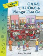 Hide-and-seek Puzzles : Cars, Trucks & Things That Go - Rebecca Thornburgh