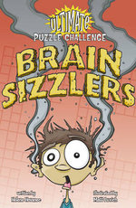 Ultimate Puzzle Challenge: Brain Sizzlers : Brain Sizzlers - Helene Hovanec