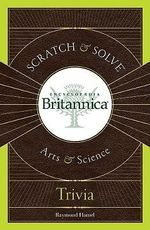 Encyclopedia Britannica Arts & Science Trivia - Raymond Hamel