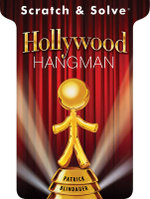 Hollywood Hangman : Scratch and Solve Series - Patrick Blindauer