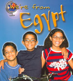We're from Egypt : Heinemann First Library (Paperback) - Victoria Parker