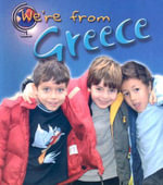 Greece : We're from (Paperback) - Victoria Parker