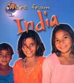 India : We're from (Paperback) - Victoria Parker