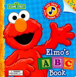 Elmo's ABC Book : Sing Along with Sesame Street - Sarah Albee