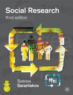 Social Research - Sotirios Sarantakos