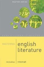 Mastering English Literature : Palgrave Mastering - Richard Gill