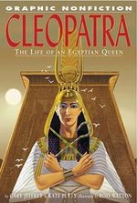 Cleopatra : The Life of an Egyptian Queen - Gary Jeffrey