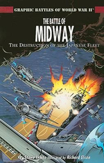 The Battle of Midway : The Destruction of the Japanese Fleet - Steve White