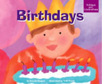 Birthdays : A Book about the People and Places of Mexico - Brenda Haugen